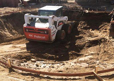 Pool Excavation